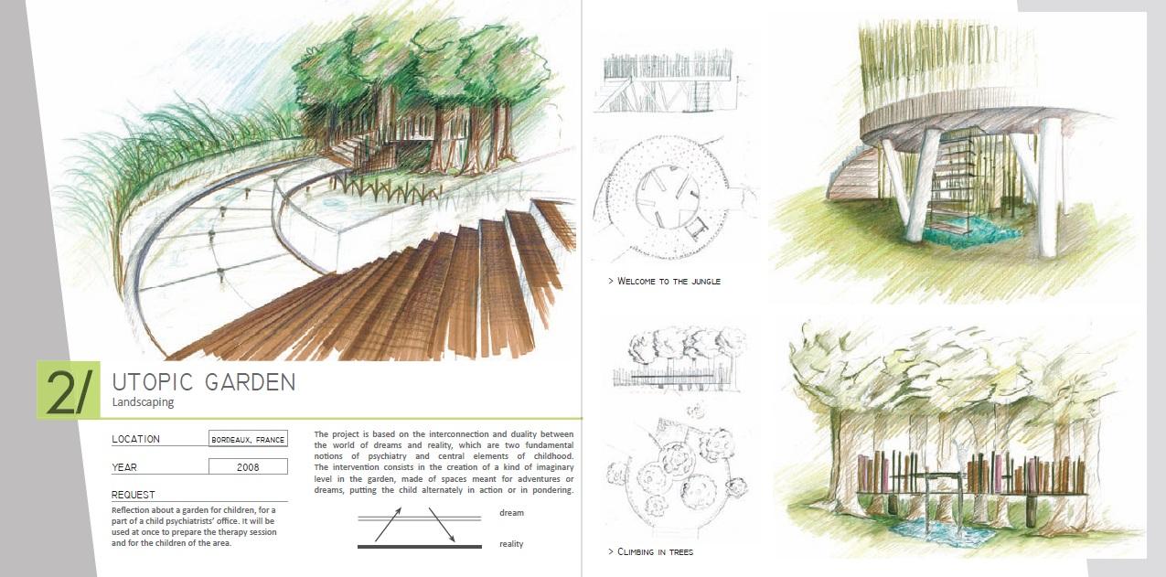 Jardin Utopique Maelis Grenouillet